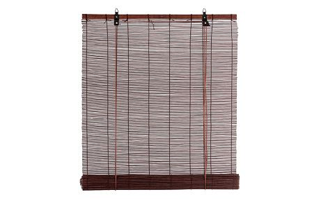 Gardinia Roleta bambusová čokoládová, 140 x 160 cm