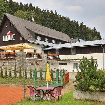 Železná Ruda, Plzeňský kraj: Penzion Bobešova bouda