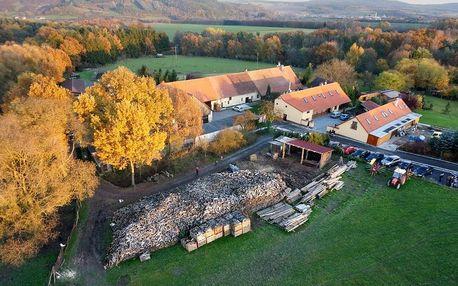 Plzeňsko: Penzion Farma Dvorec