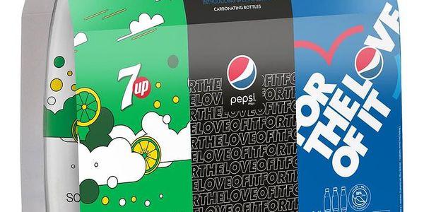 SodaStream Lahev Pepsi FUSE 3Pack 1 l2