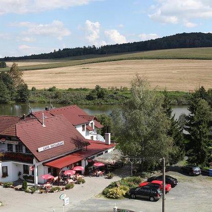 Plzeňsko: Pension Všeruby