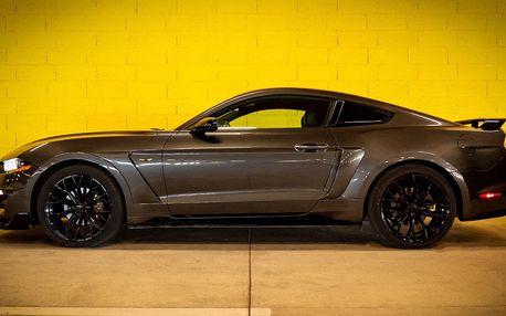 Pořádná jízda: pronájem Mustangu na 1,5 hod. i víkend