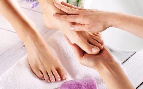 Pedikúra: kombinovaná i wellness péče o nohy