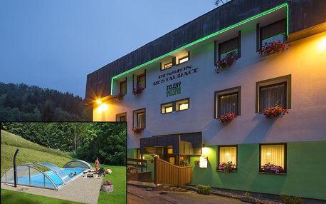 Královohradecký kraj: Pension & restaurace Zelený Mlýn