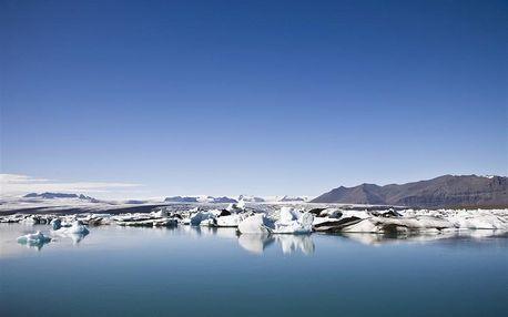 Gejzíry, ledovce, vodopády a fjordy Islandu 7 dní