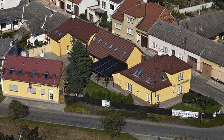 Jižní Morava: Villa Rozárka