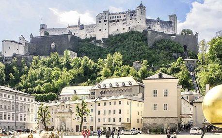 3* Austria Trend Hotel Salzburg se snídaní