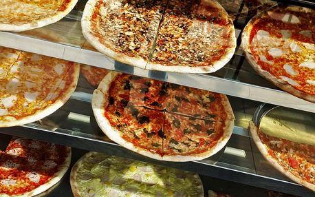 1 nebo 2 pizzy s sebou o průměru 45 cm do krabice