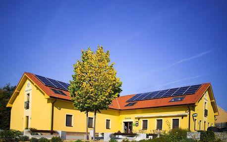 Jižní Morava: Slunečný Penzion Znojmo