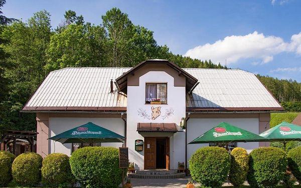 Olomoucký kraj: Hotýlek u Kance