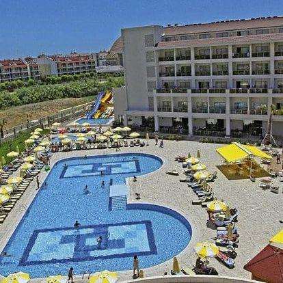 Turecko - Side - Manavgat letecky na 8 dnů