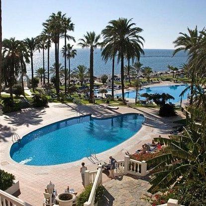 Španělsko - Costa del Sol letecky na 8 dnů, snídaně v ceně