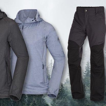 Pánské bundy a kalhoty od specialistů na outdoor