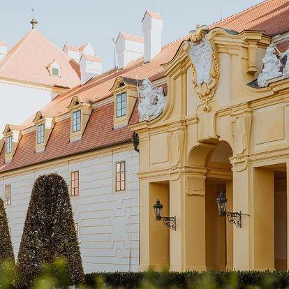Valtice, Jihomoravský kraj: ANTON FLORIAN, zámecký hotel Valtice