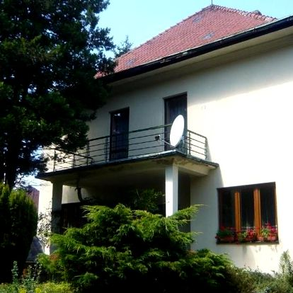 Lužické hory: Exclusive apartment in villa