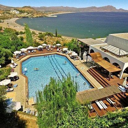 Řecko - Rhodos letecky na 8 dnů, polopenze