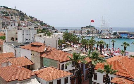 Turecko - Kusadasi letecky na 8 dnů, all inclusive
