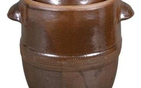 Keramický hrnec zelák Fatra, 30 l