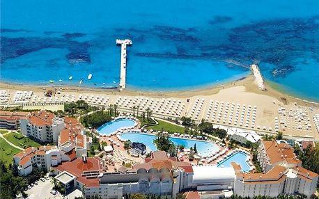 Turecko - Side - Manavgat letecky na 7-8 dnů, all inclusive