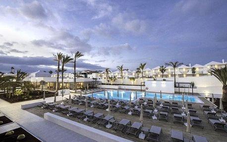 Španělsko - Fuerteventura letecky na 8 dnů, snídaně v ceně