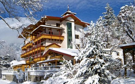 4* Hotel Tramser Hof v Landecku s polopenzí a wellness