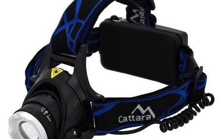 Cattara LED 570lm ZOOM Čelovka