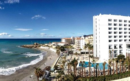 Španělsko - Costa del Sol letecky na 8 dnů, polopenze