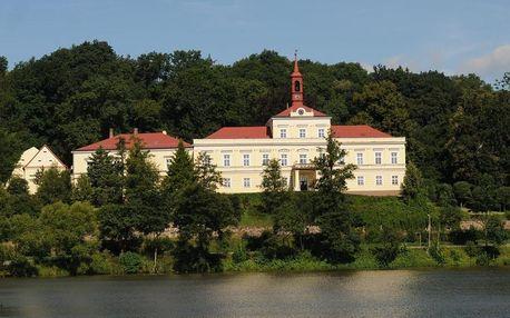 Vysočina: Penzion Zámek Rozsochatec