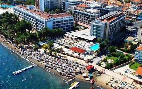 Turecko - Marmaris letecky na 8 dnů, all inclusive