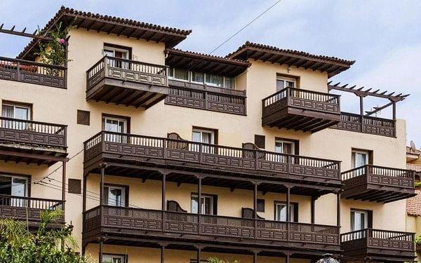 Hotel Monopol, Tenerife, Kanárské ostrovy, Tenerife, letecky, snídaně v ceně2