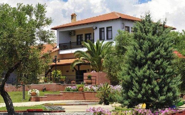 Hotel Blue Dolphin, Chalkidiki, Řecko, Chalkidiki, letecky, polopenze3