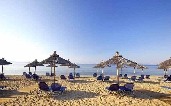 Hotel Blue Dolphin, Chalkidiki, Řecko, Chalkidiki, letecky, polopenze4