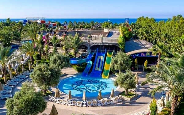 Hotel Royal Holiday Palace, Antalya, Turecko, Antalya, letecky, all inclusive3
