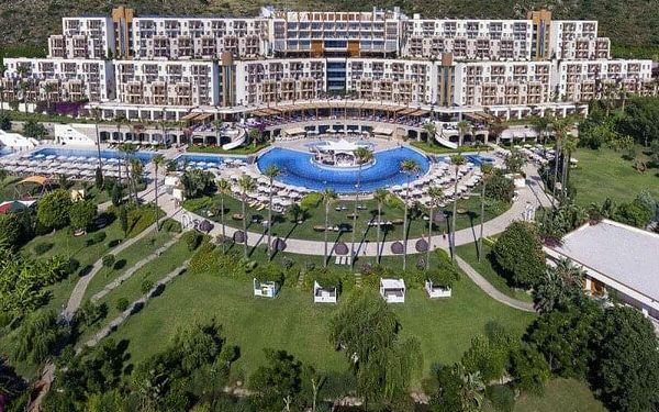 Kefaluka Resort Hotel, Egejská riviéra, Turecko, Egejská riviéra, letecky, all inclusive2