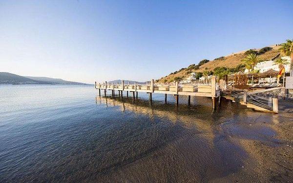 Salmakis Beach Resort & Spa, Bodrum, Turecko, Bodrum, letecky, polopenze3