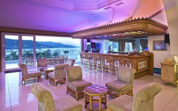Salmakis Beach Resort & Spa, Bodrum, Turecko, Bodrum, letecky, polopenze5