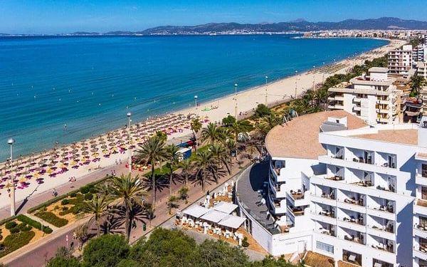 Grupotel Acapulco Playa, Mallorca, Španělsko, Mallorca, letecky, snídaně v ceně2