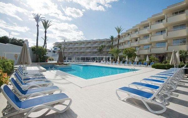 Globales Cala Bona Suites, Mallorca, Španělsko, Mallorca, letecky, snídaně v ceně3
