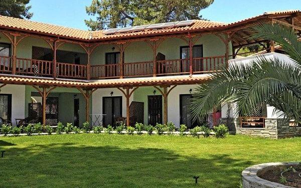 Hotel Blue Dolphin, Chalkidiki, Řecko, Chalkidiki, letecky, polopenze5