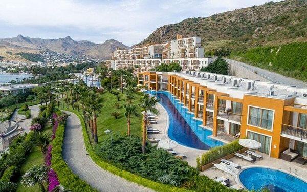 Kefaluka Resort Hotel, Egejská riviéra, Turecko, Egejská riviéra, letecky, all inclusive4