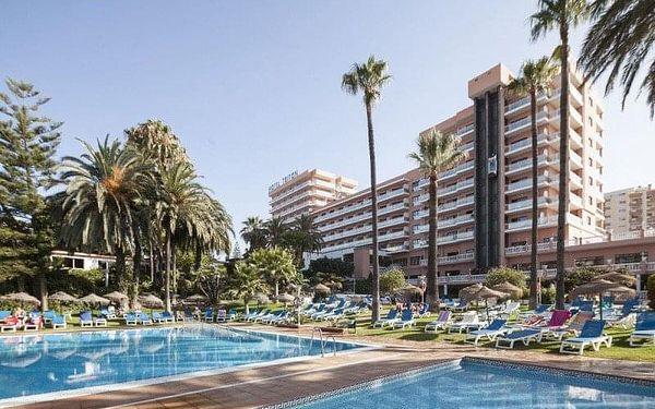 Triton, Costa Del Sol, Španělsko, Costa Del Sol, letecky, snídaně v ceně3