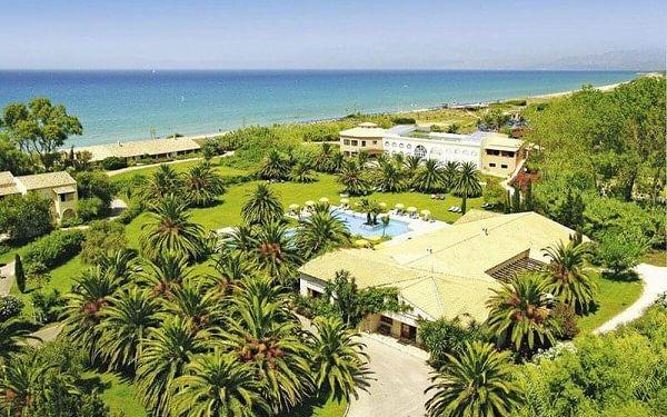St. George's Bay Country Club, Korfu, Řecko, Korfu, letecky, snídaně v ceně3