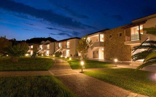 Hotel Kassandra Palace, Chalkidiki, Řecko, Chalkidiki, letecky, polopenze2