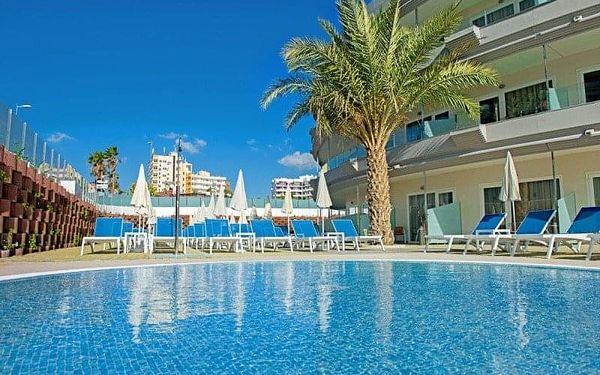 Španělsko - Gran Canaria letecky na 8 dnů, snídaně v ceně