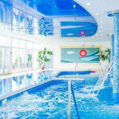 Balaton přímo u jezera: Hotel Panorama ***+ s neomezeným vstupem do bazénu a saunového světa + polopenze