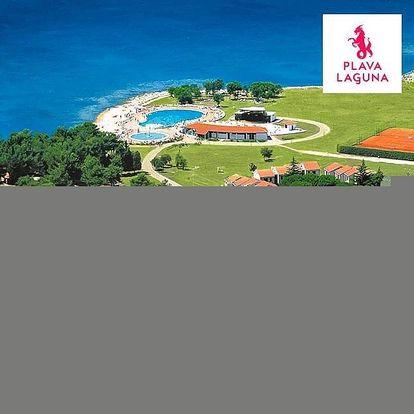 Apartmány Polynesia s polopenzí, Istrie