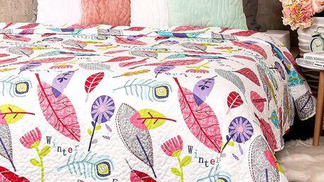 4Home Přehoz na postel Karine, 220 x 240 cm