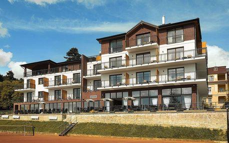 Nový 4* hotel v Mariánkách s polopenzí a wellness