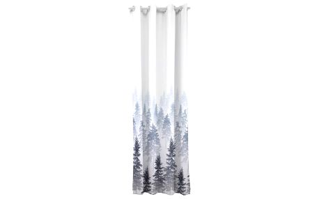 4Home Závěs Forest, 140 x 245 cm