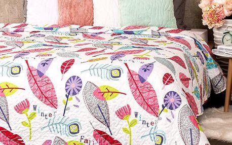 4Home Přehoz na postel Karine, 140 x 220 cm